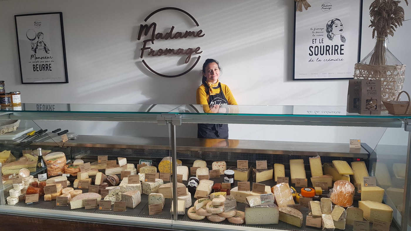 Fromagerie Madame Fromage