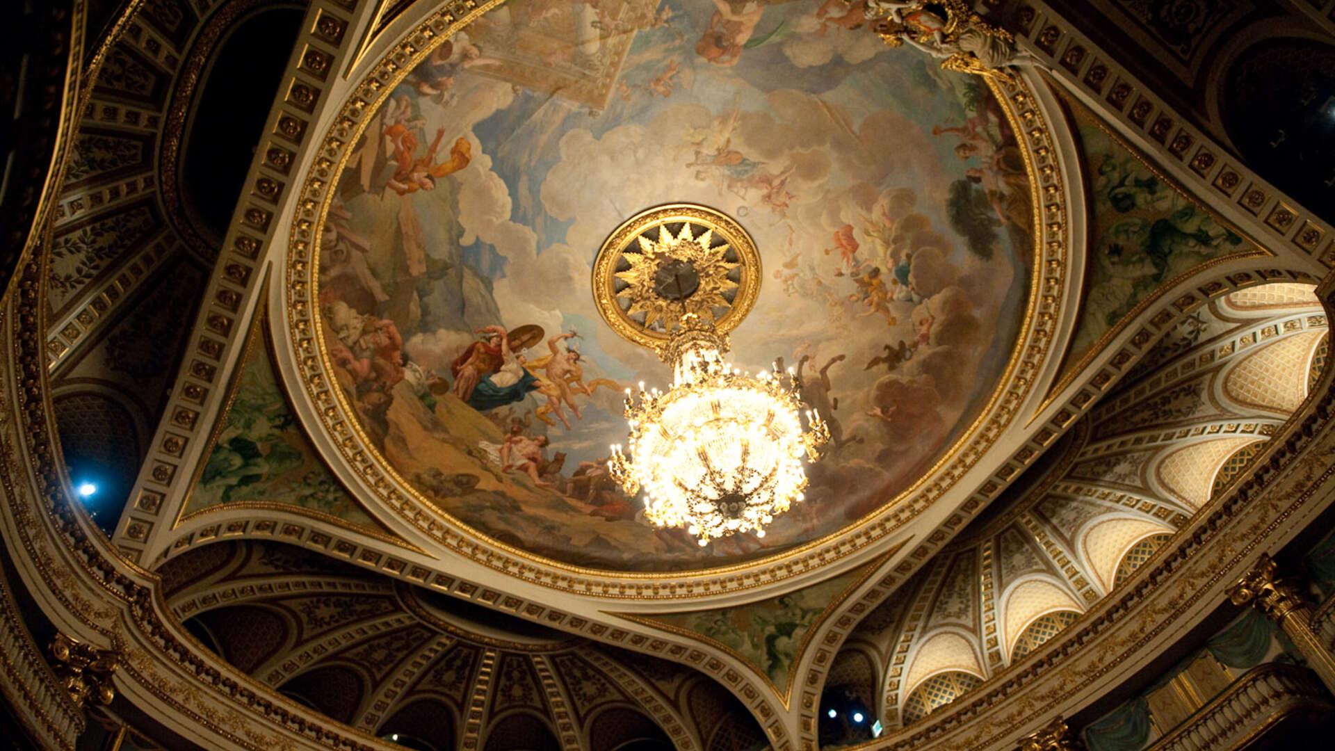 Grand Théâtre intérieur